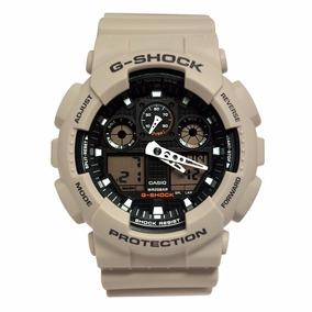 Reloj Casio G Shock Ga-100sd-8a Antimagnetico Wr200m