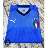 3c9d75c041 Camisa Italia 2018 Camisas Futebol - Futebol no Mercado Livre Brasil