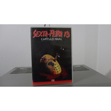 Sexta Feira 13 Capítulo Final # Dvd Original # Ótimo Estado