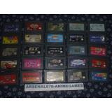 Game Boy Advance Juegos Originales Varios Titulos Parte 2