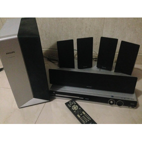 Dvd Home Theater System Phillips