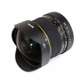 Lente Opteka Ojo De Pez 6.5mm ,canon,