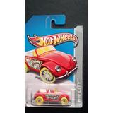Hot Wheels Volkswagen Beetle Convertible 2013 Cambio Canje