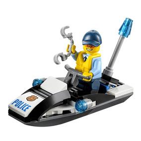 60126 - Lego City - Fuga De Carro