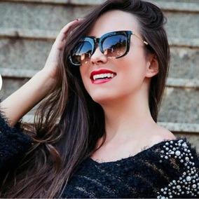 1f9cff919 Óculos De Sol Feminino Clássico Rasoir Aberto Cores Grande - Óculos ...
