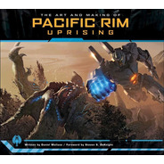 Libro: The Art And Making Of Pacific Rim Uprising (en Stock)