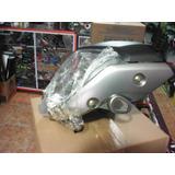 Farola Nueva Con Carenaje Y Visorm Moto Yamaha Fz 16