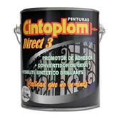 Esmalte Sintetico Convertidor Antioxido 3 En 1 Cintoplom 4 L