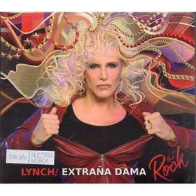 Valeria Lynch - Extraña Dama Del Rock Cd 2017 Los Chiquibum
