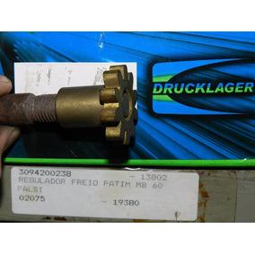 Porca Regulagem Pinhao Diferencial Mb 1113 Original