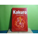 Kakuro Te Atreves? Compilado Por M Mepham