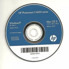 Cd De Instalação Da Impressora Hp Photosmart C4680 Series