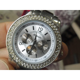 Relógio Style & Co Pulseira Metalica