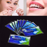 Clareador Dental Kit 28 Fitas Branqueadoras Whitestrips