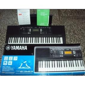 Teclado Piano Sensitivo Yamaha Psr-e343