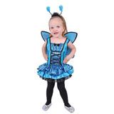 Disfraz Mariposa Magica Bebe De 6/12 Meses