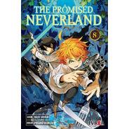 The Promised Neverland - N8 - Manga - Ivrea - 2019