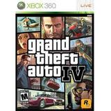 Juego Gta Iv Xbox 360 Ibushak Gaming