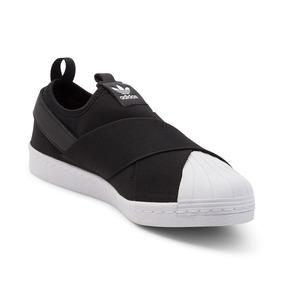 83e6d534d8 Tênis adidas Superstar Slip On Unissex Lançamento Frete Grát