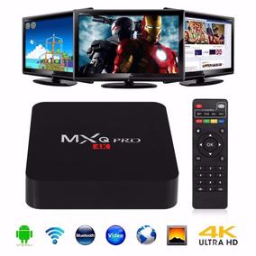 Tv Box Netflix Youtube Mxq Pro 4k Android Mejor Qu Cromecast