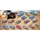 ººº Colección Dakar Son 16 Autos Coleccionables Esc.1/43 ººº