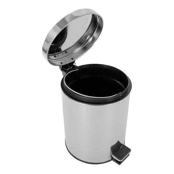 Cesto De Residuos Tacho De Basura 5 Litros Dise?o Resistente