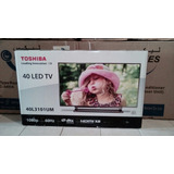 Tv Led De 40 Toshiba