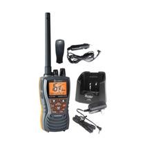 Cobra Radio Vhf Marino Hh350 Flotante 6 Watts Con Altavoz