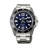 Reloj Orient Fune3002d Wr200m Azul Diver Agente Oficial
