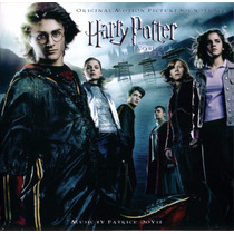 Harry Potter - And The Goblet Of Fire.! Cd Soundtrack 2005
