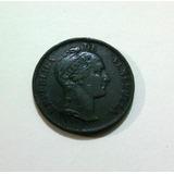 1 Centavo Monaguero De 1862 En Buenas Condiciones
