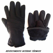 Luva Térmica Impermeável Frio Intenso Ou Para Motoqueiro