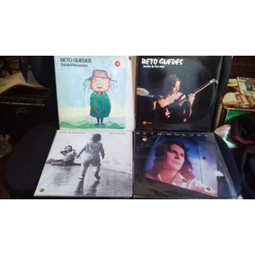 Lp Beto Guedes Lote C 4 Discos
