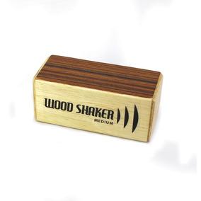 Wood Shaker Cajon Brasil Ws Medium - Mp