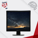 Monitor Lcd 17 Marca Gateway Grado C. Manchas Y Pixeles.