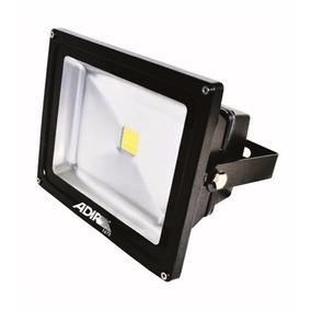 Kit 15 Mini Reflectores Lampara Luz Led Exterior 10w 1402