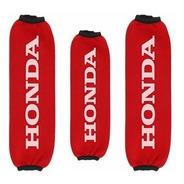 Cubre Amortiguadores Rojos Honda Trx300 400 450r Lcm No Fmx
