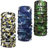Banda Protectora Multiusos Tipo Buff Potección Varios Color