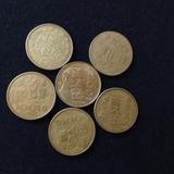 Moneda 100 Pesos Colección 1984-1982 Mexico (6 Zas) Lt37