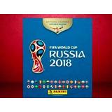 Álbum Panini Mundial Rusia 2018 + 2014+ 2010 Digital Lleno