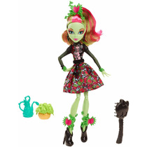 Muñecas Monster High !!! Venus Mcflytrap !!! Originales !!