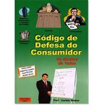 Livro - Código De Defesa Do Consumidor - Ediçâo Comentada