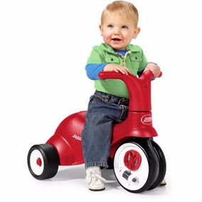 Triciclo Radio Flyer Scoot 2 Pedal 2-in-1 Ride-on/trike