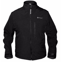 Campera Softshell Hombre Forest Termica Impermeable Neoprene