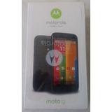 Caja De Celular Motorola Moto G Con Sus Manuales