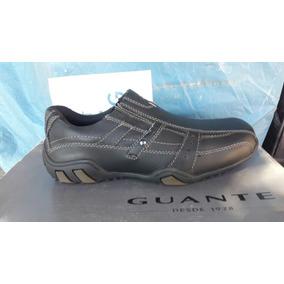 Zapato Marca Guante Negro N° 38 Y 41.