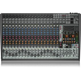Mesa Som Behringer Eurodesk Sx2442fx - Loja