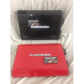 Fuente Amplificador Audiobahn 4 Ch