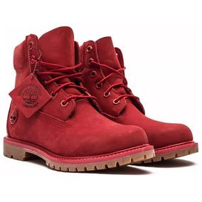 Bota Timberland Af 6in Prem Darkred Tb0a1jgjf41 Johnsonshoes