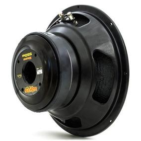Woofer 15 Spyder Kaos Bass 550 - 550 Watts Rms - 4 Ohms